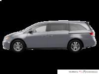 2017 Honda Odyssey EX-L NAVI | Photo 1 | Lunar Silver Metallic
