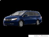 2017 Honda Odyssey EX-L NAVI | Photo 3 | Obsidian Blue Pearl