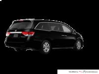 2017 Honda Odyssey EX-L RES | Photo 2 | Crystal Black Pearl