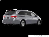 2017 Honda Odyssey EX-L RES | Photo 2 | Lunar Silver Metallic