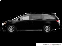 2017 Honda Odyssey EX | Photo 1 | Crystal Black Pearl
