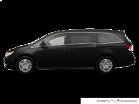 2017 Honda Odyssey LX | Photo 1 | Crystal Black Pearl