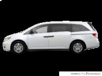 2017 Honda Odyssey LX | Photo 1 | White Diamond Pearl