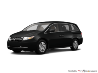 2017 Honda Odyssey LX | Photo 3 | Crystal Black Pearl