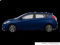 2017 Hyundai Accent 5 Doors SE | Photo 1 | Pacific Blue