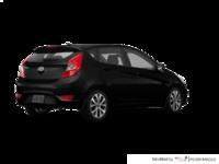 2017 Hyundai Accent 5 Doors SE | Photo 2 | Ultra Black