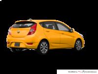2017 Hyundai Accent 5 Doors SE | Photo 2 | Sunflower Yellow