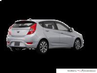 2017 Hyundai Accent 5 Doors SE | Photo 2 | Ironman Silver