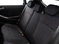 2017 Hyundai Accent 5 Doors SE | Photo 2 | Black Woven Cloth