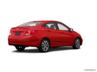 2017 Hyundai Accent Sedan SE | Photo 2 | Boston Red