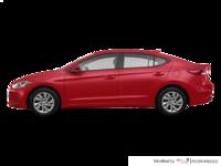 2017 Hyundai Elantra LE | Photo 1 | Fiery Red