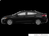 2017 Hyundai Elantra LE | Photo 1 | Black Pearl