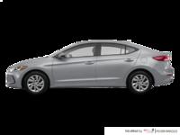 2017 Hyundai Elantra LE | Photo 1 | Platinum Silver