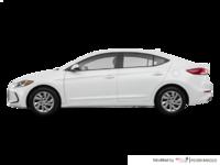 2017 Hyundai Elantra LE | Photo 1 | Ice White