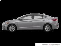 2017 Hyundai Elantra LE | Photo 1 | Polished Metal