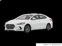 2017 Hyundai Elantra LE | Photo 3 | Ice White