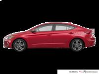 2017 Hyundai Elantra SE | Photo 1 | Fiery Red