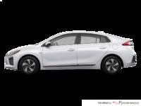 2017 Hyundai IONIQ electric LIMITED | Photo 1 | Polar White