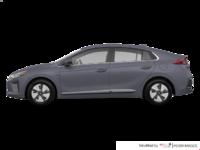 2017 Hyundai IONIQ BLUE | Photo 1 | Aurora Silver