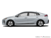 2017 Hyundai IONIQ BLUE | Photo 1 | Platinum Silver