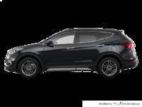 2017 Hyundai Santa Fe Sport 2.0T LIMITED | Photo 1 | Titanium Silver