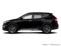 2017 Hyundai Santa Fe Sport 2.0T LIMITED | Photo 1 | Twilight Black