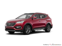 2017 Hyundai Santa Fe Sport 2.0T LIMITED | Photo 3 | Serrano Red