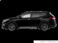 2017 Hyundai Santa Fe Sport 2.0T SE | Photo 1 | Twilight Black