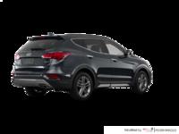 2017 Hyundai Santa Fe Sport 2.0T SE | Photo 2 | Titanium Silver