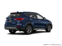 2017 Hyundai Santa Fe Sport 2.0T SE | Photo 2 | Marlin Blue