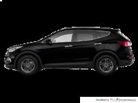 2017 Hyundai Santa Fe Sport 2.4 L PREMIUM | Photo 1 | Twilight Black