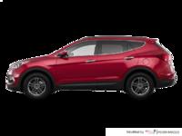 2017 Hyundai Santa Fe Sport 2.4 L PREMIUM | Photo 1 | Serrano Red
