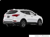 2017 Hyundai Santa Fe Sport 2.4 L PREMIUM | Photo 2 | Frost White Pearl