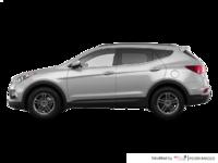 2017 Hyundai Santa Fe Sport 2.4 L | Photo 1 | Sparkling Silver