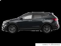 2017 Hyundai Santa Fe Sport 2.4 L | Photo 1 | Titanium Silver