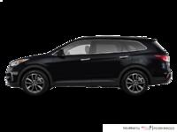 2017 Hyundai Santa Fe XL BASE | Photo 1 | Becketts Black