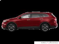 2017 Hyundai Santa Fe XL BASE | Photo 1 | Regal Red Pearl