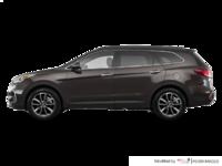 2017 Hyundai Santa Fe XL LUXURY | Photo 1 | Java Espresso