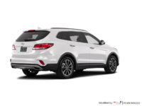 2017 Hyundai Santa Fe XL LUXURY | Photo 2 | Monaco White