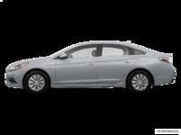 2017 Hyundai Sonata Hybrid BASE | Photo 1 | Silver