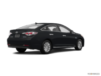 2017 Hyundai Sonata Hybrid BASE | Photo 2 | Black