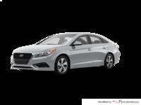 2017 Hyundai Sonata Hybrid LIMITED | Photo 3 | Silver