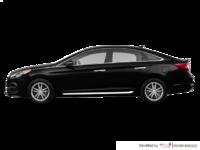 2017 Hyundai Sonata 2.0T SPORT ULTIMATE | Photo 1 | Black Pearl