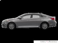 2017 Hyundai Sonata LIMITED | Photo 1 | Polished Metal