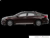 2017 Hyundai Sonata LIMITED | Photo 1 | Dark Horse