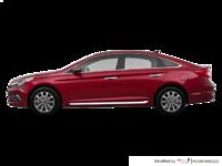 2017 Hyundai Sonata LIMITED | Photo 1 | Venetian Red