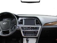 2017 Hyundai Sonata LIMITED | Photo 3 | Black Leather