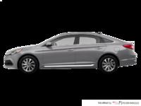 2017 Hyundai Sonata SPORT TECH   Photo 1   Platinum Silver