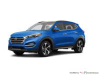 2017 Hyundai Tucson 1.6T SE AWD | Photo 3 | Caribbean Blue