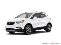 2018 Buick Encore SPORT TOURING | Photo 3 | White frost tricoat